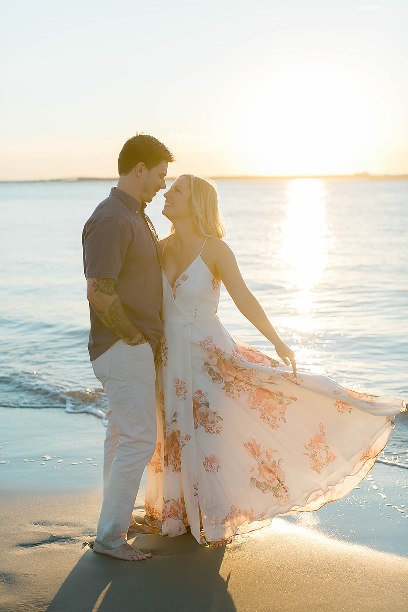 Ocean City NJ Engagement Session Photography by Magdalena Studios MaggieBrian 0035