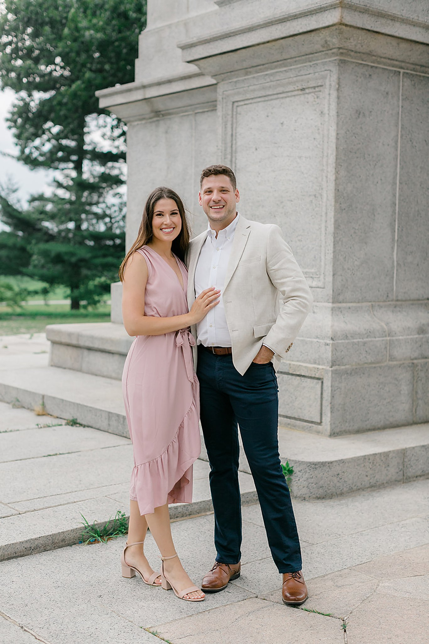 Valley Forge PA Engagement Session Photography by Magdalena Studios ToriMike 0001