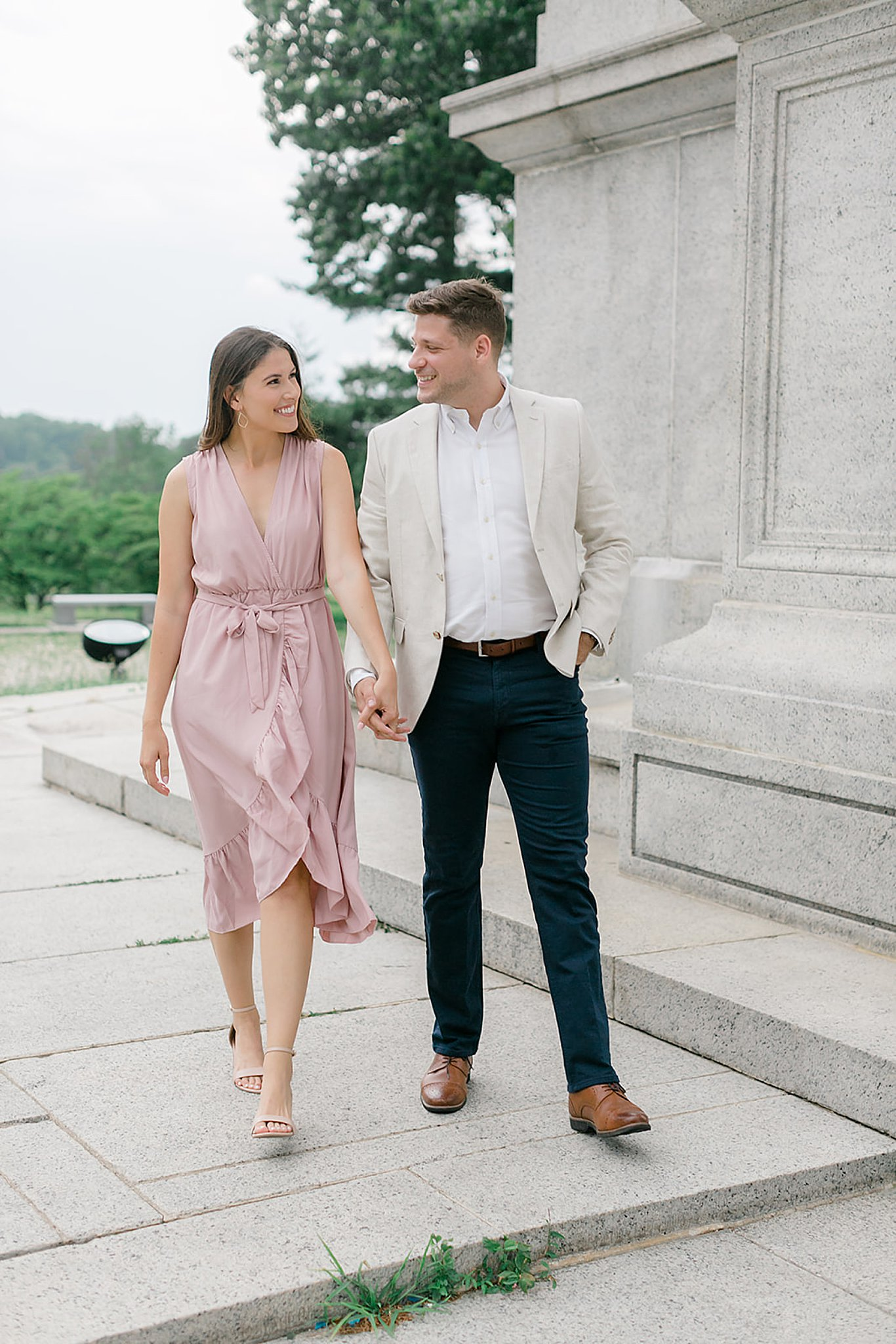 Valley Forge PA Engagement Session Photography by Magdalena Studios ToriMike 0002