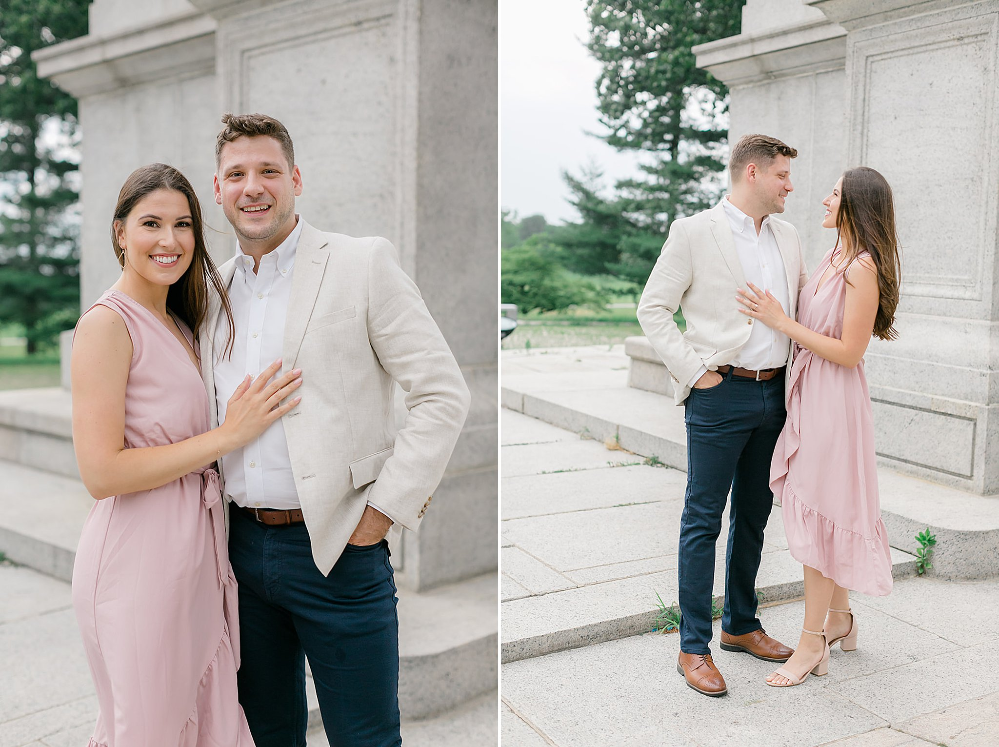 Valley Forge PA Engagement Session Photography by Magdalena Studios ToriMike 0004