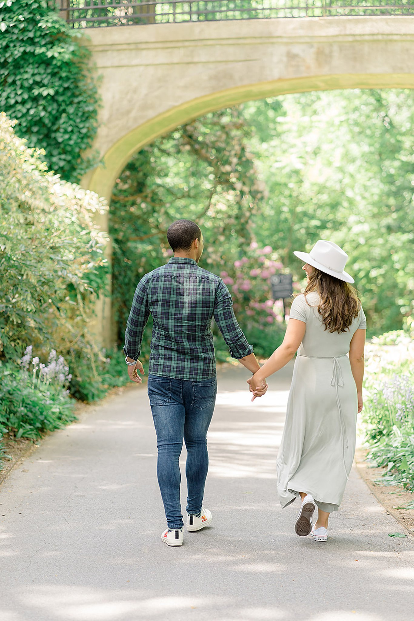 Longwood Gardens Engagement Session Photography by Magdalena Studios NatalieJordan 0068