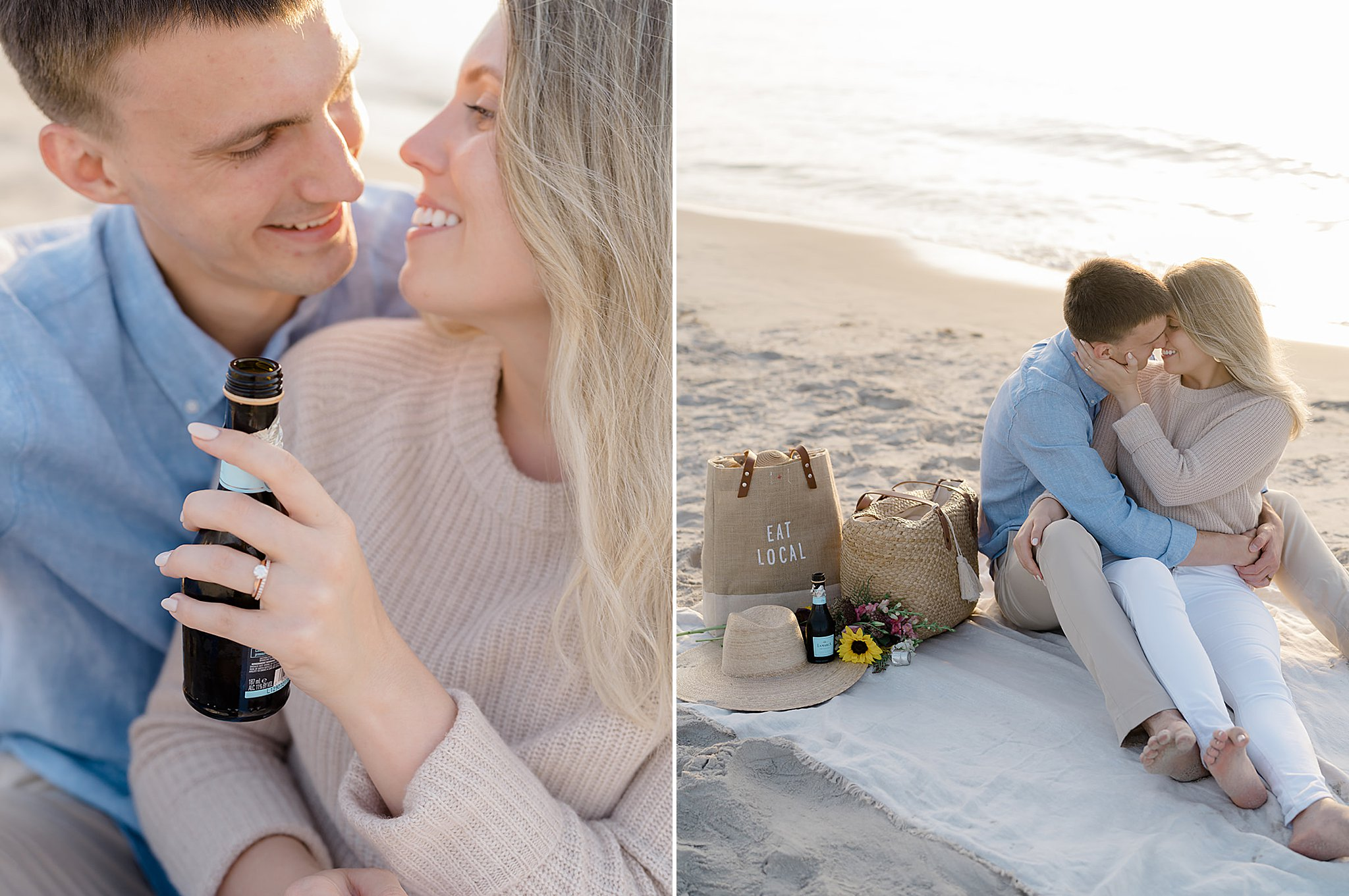 Ocean City New Jersey Engagement Session Photography by Magdalena Studios KateBrad 0060 1