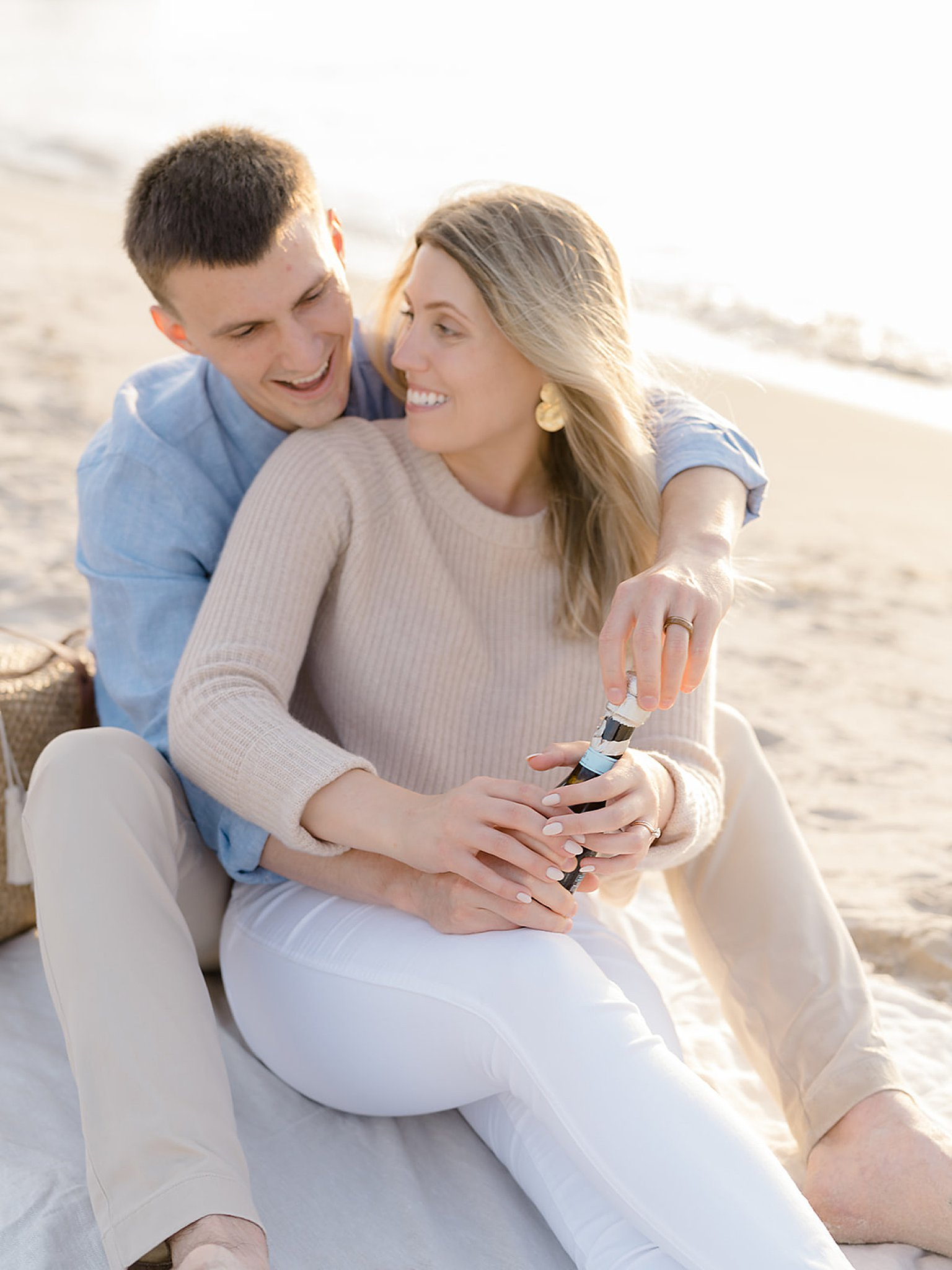 Ocean City New Jersey Engagement Session Photography by Magdalena Studios KateBrad 0061 1