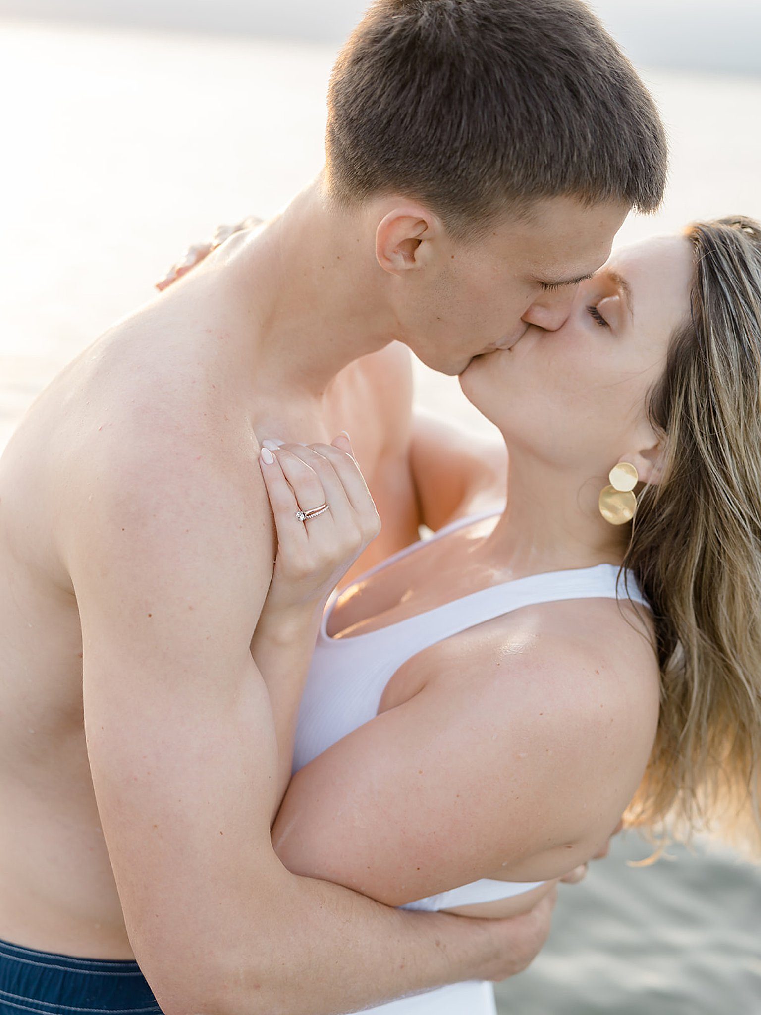 Ocean City New Jersey Engagement Session Photography by Magdalena Studios KateBrad 0071 1