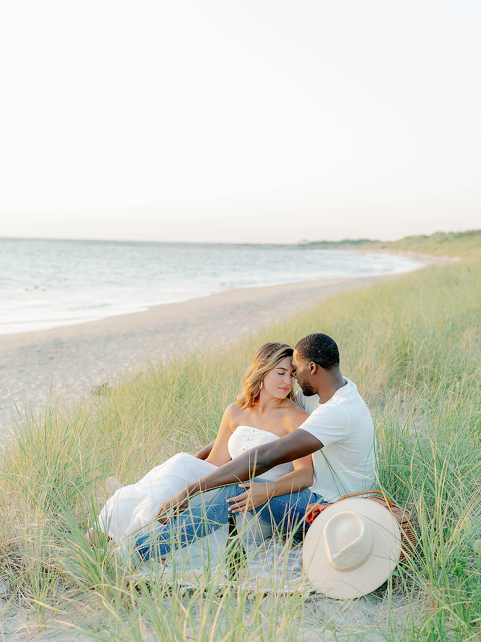 Willow Creek Winery Cape May New Jersey Engagement Session Photography by Magdalena Studios JessieLandry 0028