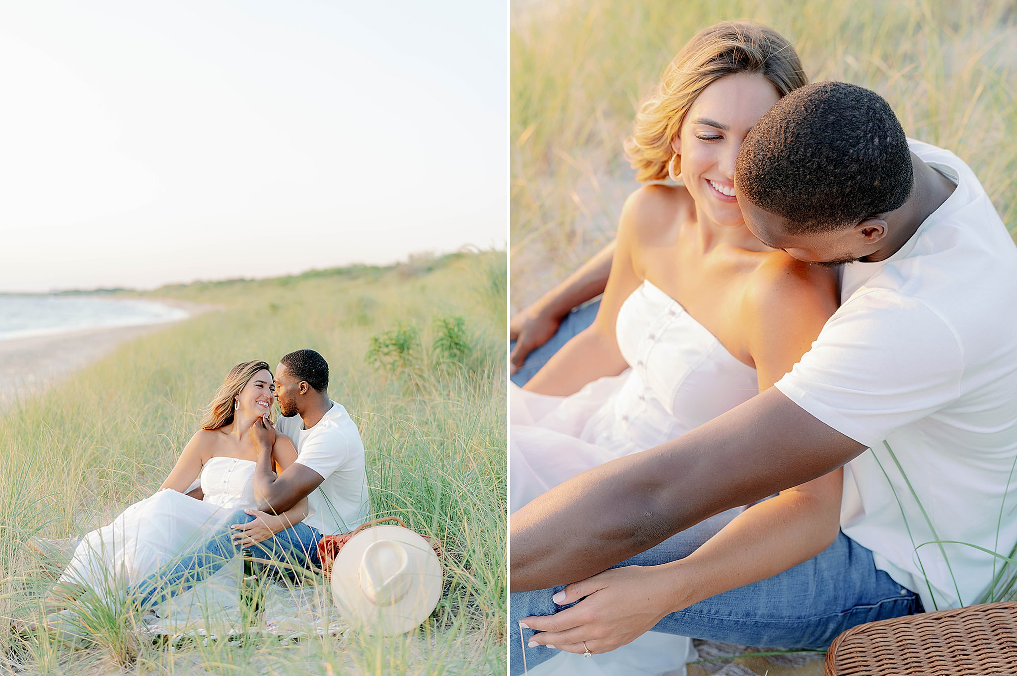 Willow Creek Winery Cape May New Jersey Engagement Session Photography by Magdalena Studios JessieLandry 0029