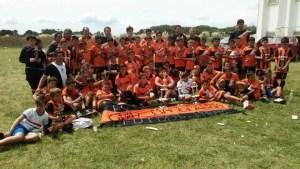 El CRIM disputó la Copa RSK Kids en Chapadmalal