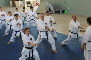 Semana Santa de Karate tradicional en Magdalena
