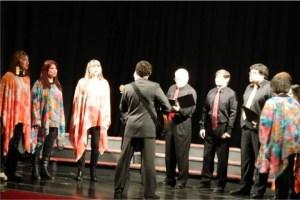 Rumbo a las Bodas de Plata, el Coro de Magdalena reactiva sus ensayos