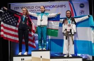 Mundial de Taekowndo Brighton 2016. Medalla de bronce para Guada Zabaleta