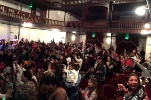 Exitosa reapertura del ciclo artístico 2016 del Teatro Español