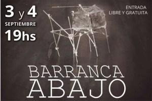 La obra «Barranca Abajo» se presenta en el Teatro Español