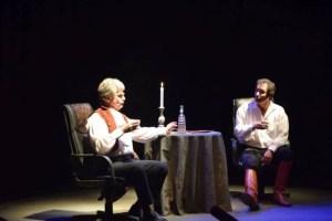 «La Tentación» se presentó a sala llena en el Teatro Español