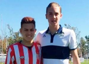 Brandon López y Dylan Domínguez, detrás de un mismo sueño