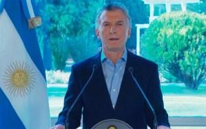 Macri se disculpó con el electorado y anunció medidas para los sectores más perjudicados
