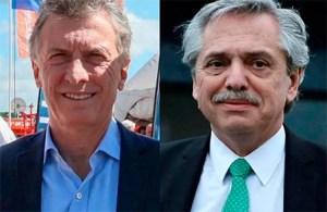 Macri conversó con Fernández y habló de «eventual alternancia en el poder»