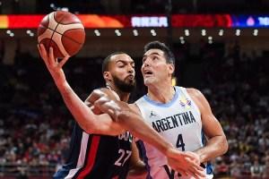 Argentina es finalista del Mundial de básquet en China