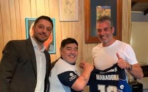 Maradona será DT de Gimnasia