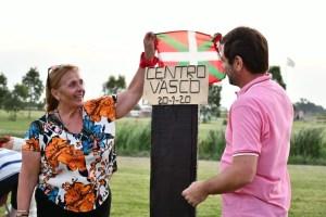 El centro vasco «Ongi Etorri» celebró «San Sebastián»