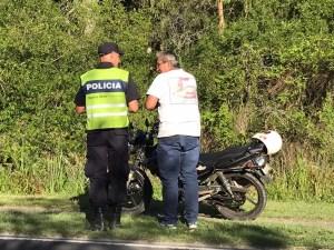 Magdalena: Tolerancia cero a motociclistas sin casco