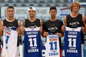 Novak Djokovic positivo de coronavirus y crece el escándalo