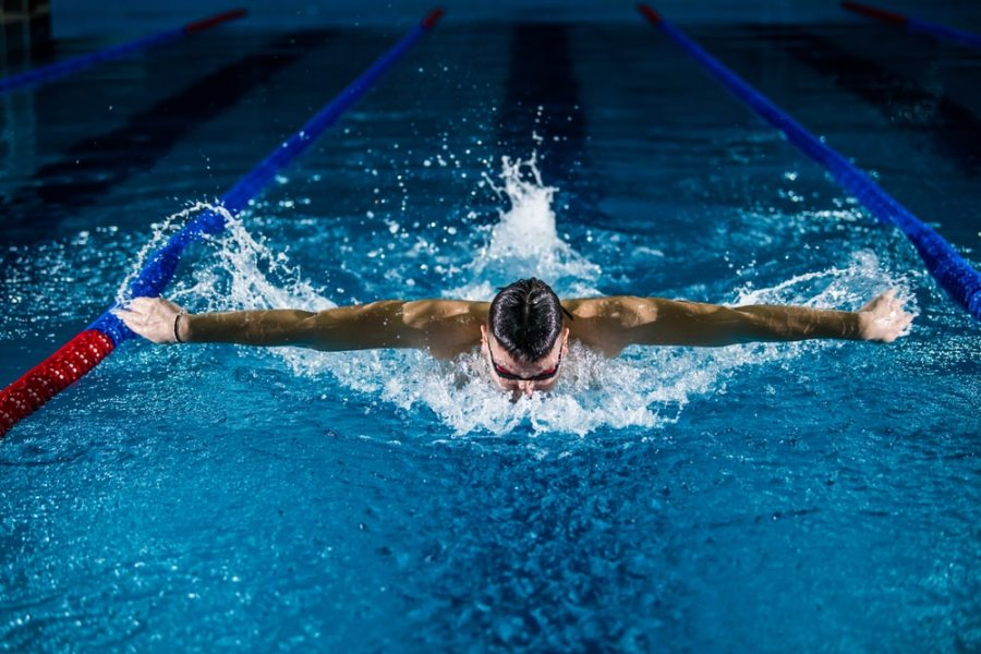 Michael Phelps makes habits work and wins more Olympic Gold medals than anyone before him.