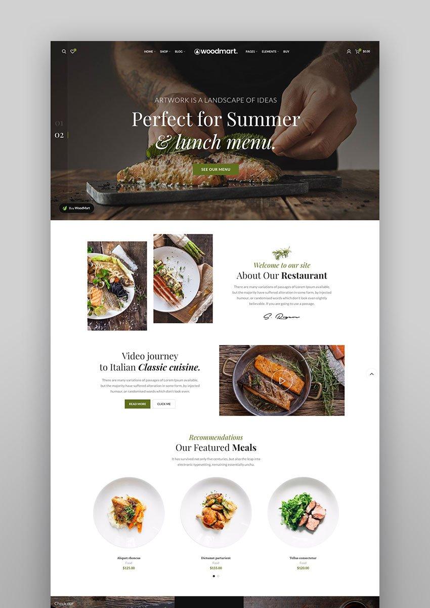 WoodMart WooCommerce WordPress Theme