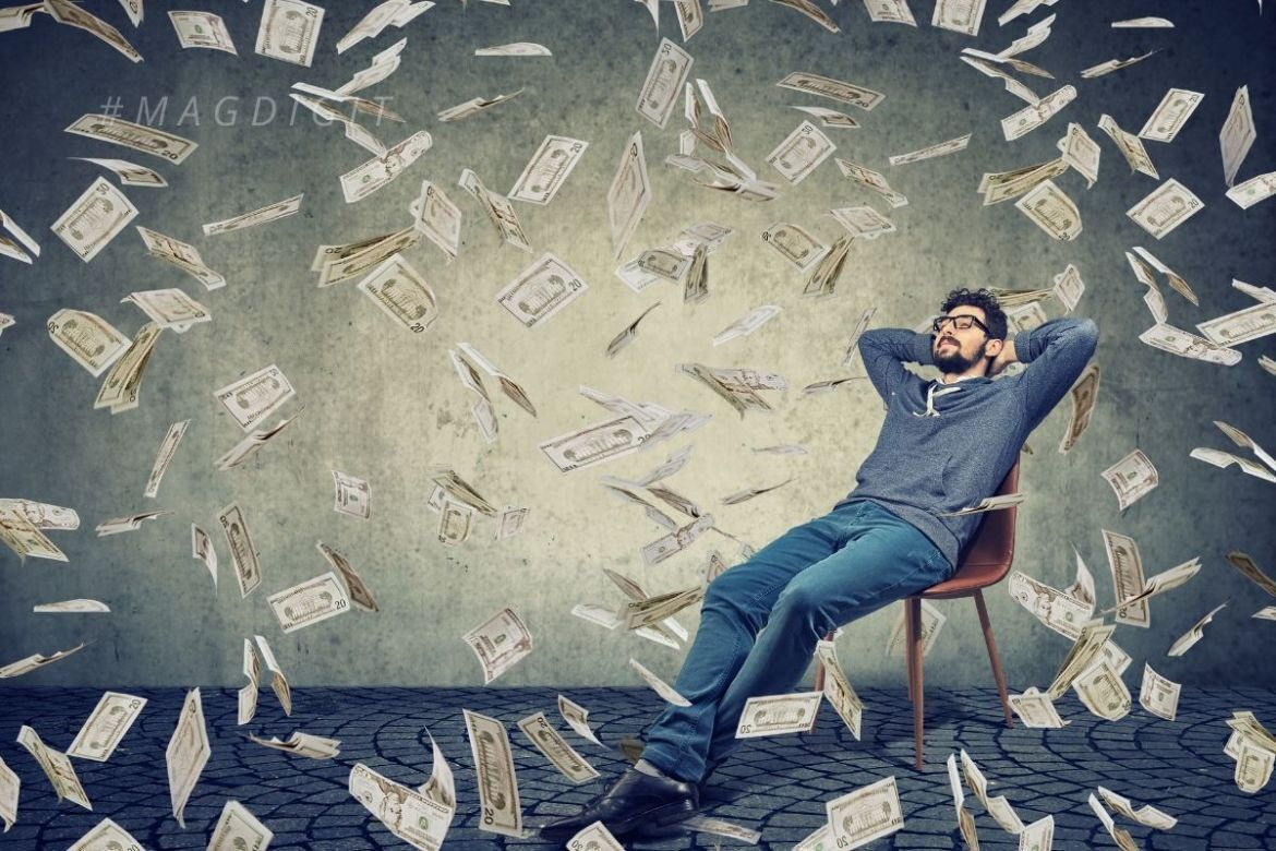 What would you be doing now if you had $1 million in your account?