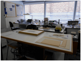 Fitzwilliam Museum Conservation Studio