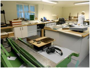 Cambridge Colleges' Conservation Consortium Studio, Corpus Christi