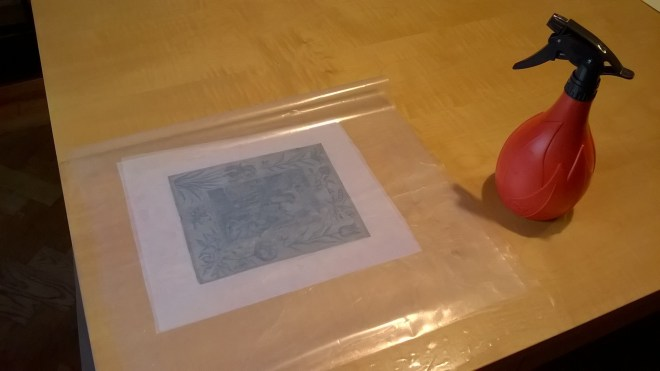 Fig 1 - Humidification
