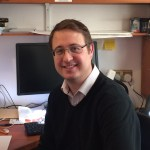 Picture of Tom Sykes (Deputy Librarian)