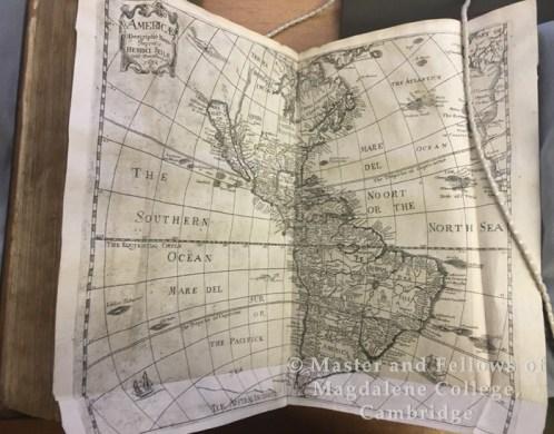 Americas mapwm