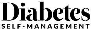 Diabetes Self-Management logo