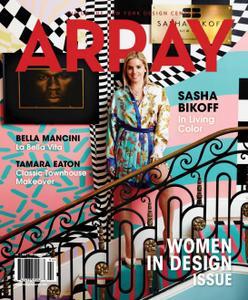Array Magazine – Summer 2018