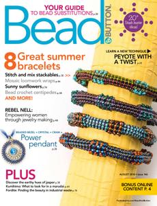 Bead & Button – August 2018