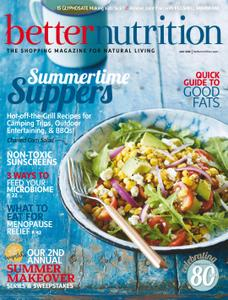 Better Nutrition - July 01, 2018