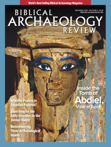 Biblical Archaeology Review - July-August 2018
