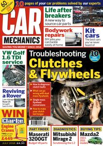 Car Mechanics – July 2018