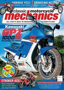 Classic Motorcycle Mechanics - July 2018