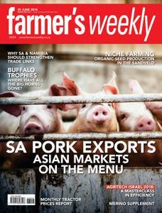 Farmer's Weekly – 29 June 2018