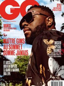 GQ France – juin 2018