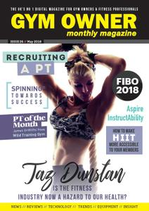 Gym Owner Monthly – May 2018