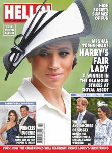 Hello! Magazine UK – 02 July 2018