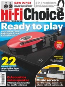 Hi-Fi Choice – July 2018
