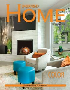 Inspired Home Magazine – July/August 2018