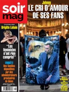 Le Soir Magazine – 23 juin 2018