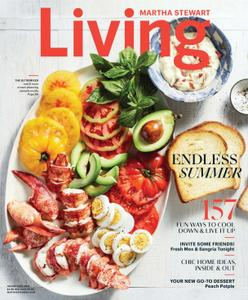 Martha Stewart Living – July 2018