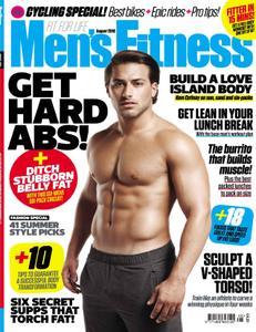 Men's Fitness UK – August 2018