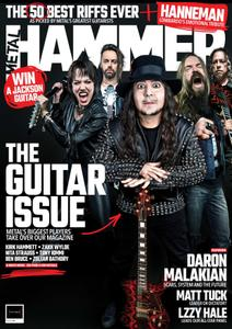 Metal Hammer UK – August 2018